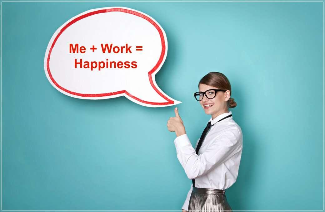 7 Cara Bahagia di Tempat Kerja