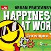 Buku Motivasi Kerja Terbaik Happiness At Work - Buku Arvan Pradiansyah Motivator Terbaik Indonesia