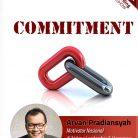 CD Audiobook Commitment oleh Arvan Pradiansyah - Motivator Kepemimpinan dan Bisnis Indonesia