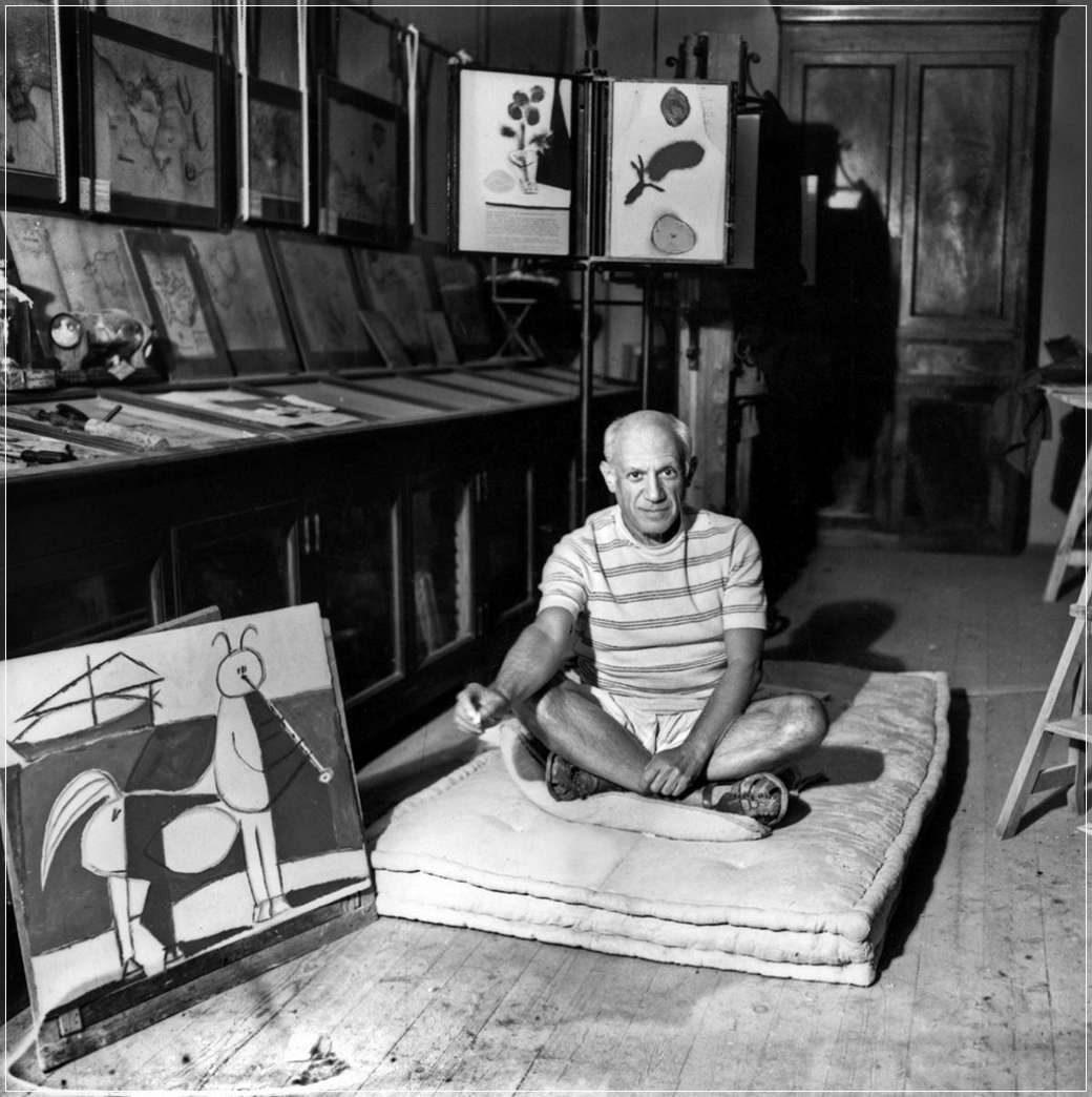 Kata Kata Motivasi Sukses Singkat Pablo Picasso – Motivator Leadership Indonesia