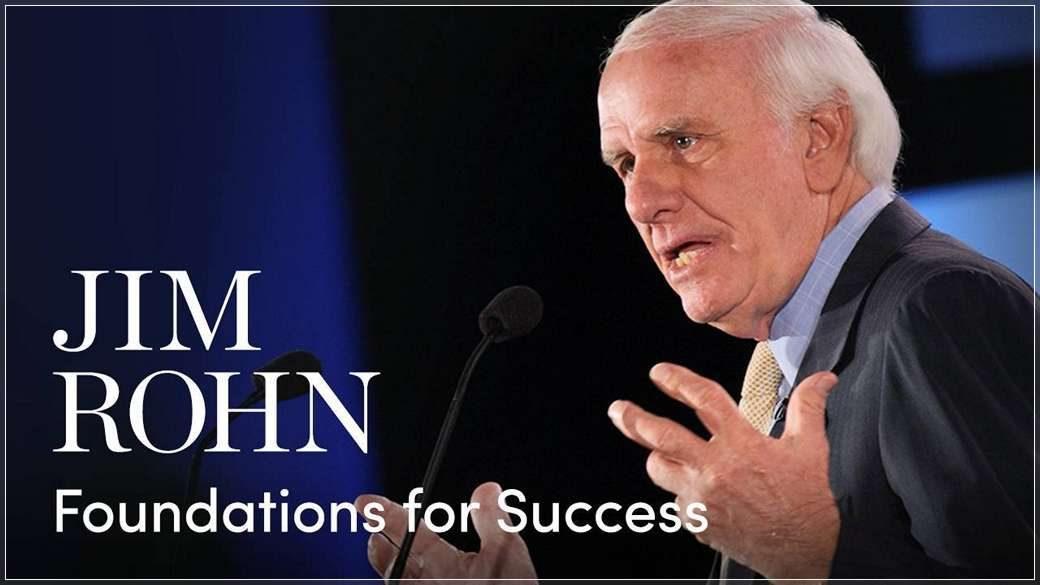 Kata Kata Motivasi Sukses Terbaru Jim Rohn – Motivator Leadership Indonesia