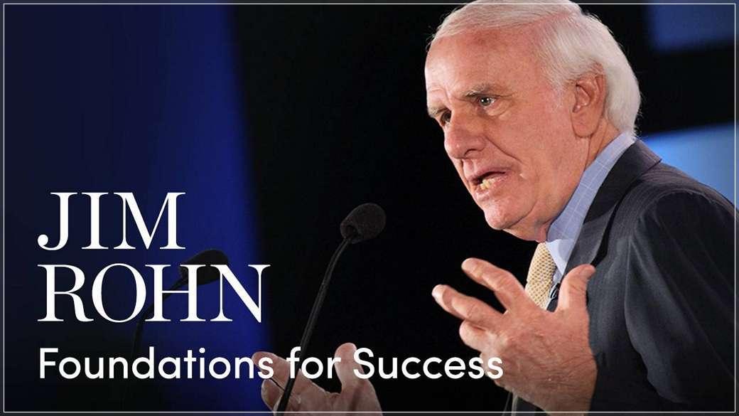 Kata Kata Motivasi Sukses Terbaru Jim Rohn - Motivator Leadership Indonesia