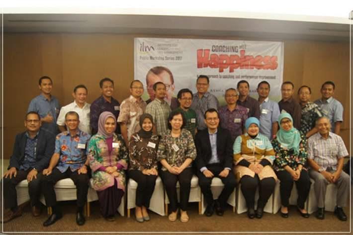 Training Motivasi Kerja Public Workshop Coaching With Happiness Batch 2 - Leadership Training Motivator Terbaik Indonesia