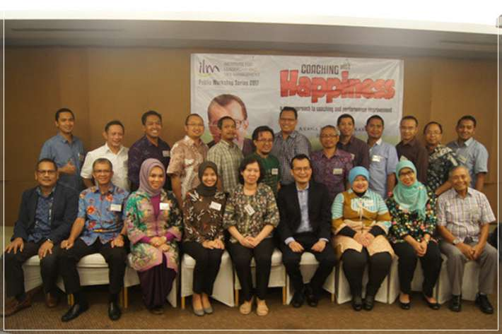 Workshop Motivasi Kerja: Coaching With Happiness Batch 2 2017