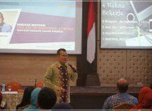 Training Motivasi Kerja Kementrian Sekretaris Negara oleh Arvan Pradiansyah - Motivator Leadership Indonesia