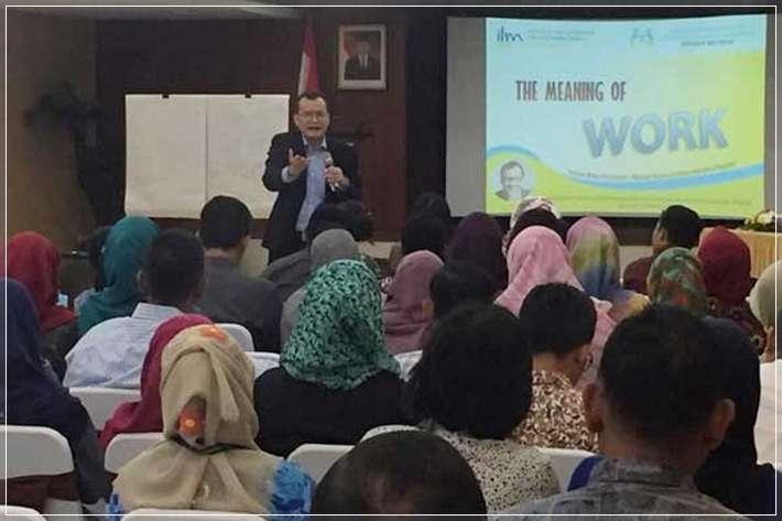 Training Motivasi Kerja Kementerian PPPA