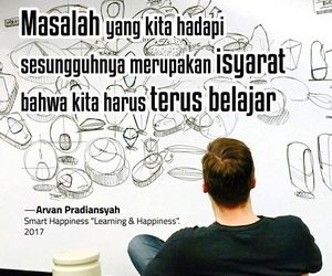 Video Talk Show Smart Happiness Arvan Pradiansyah SMARTFM - Kata kata motivasi Sukses