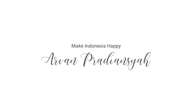 Logo motivator terbaik indonesia