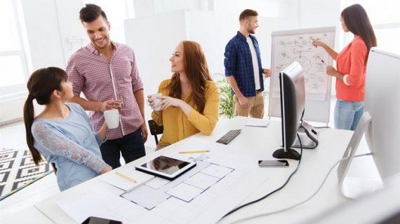 Cara Menciptakan Rasa Bahagia di Tempat Kerja