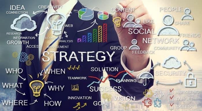 Managemen strategi perusahaan