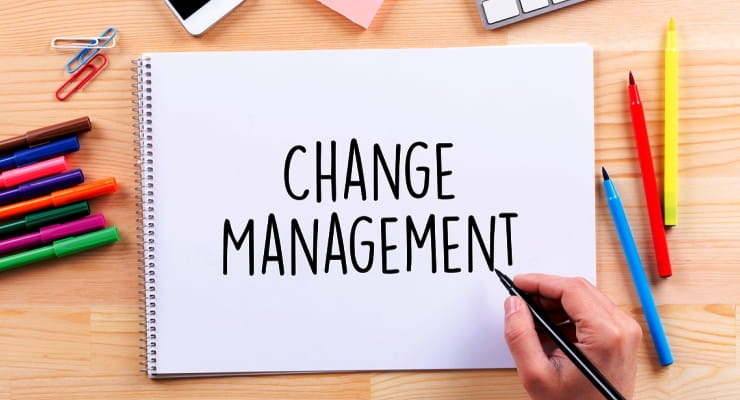 Manajemen Perubahan Organisai