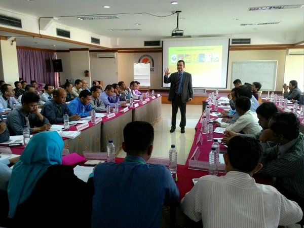 Workshop Manajemen Perubahan Organisai