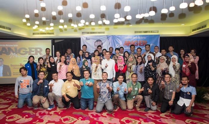 Workshop managemen strategi di perusahaan
